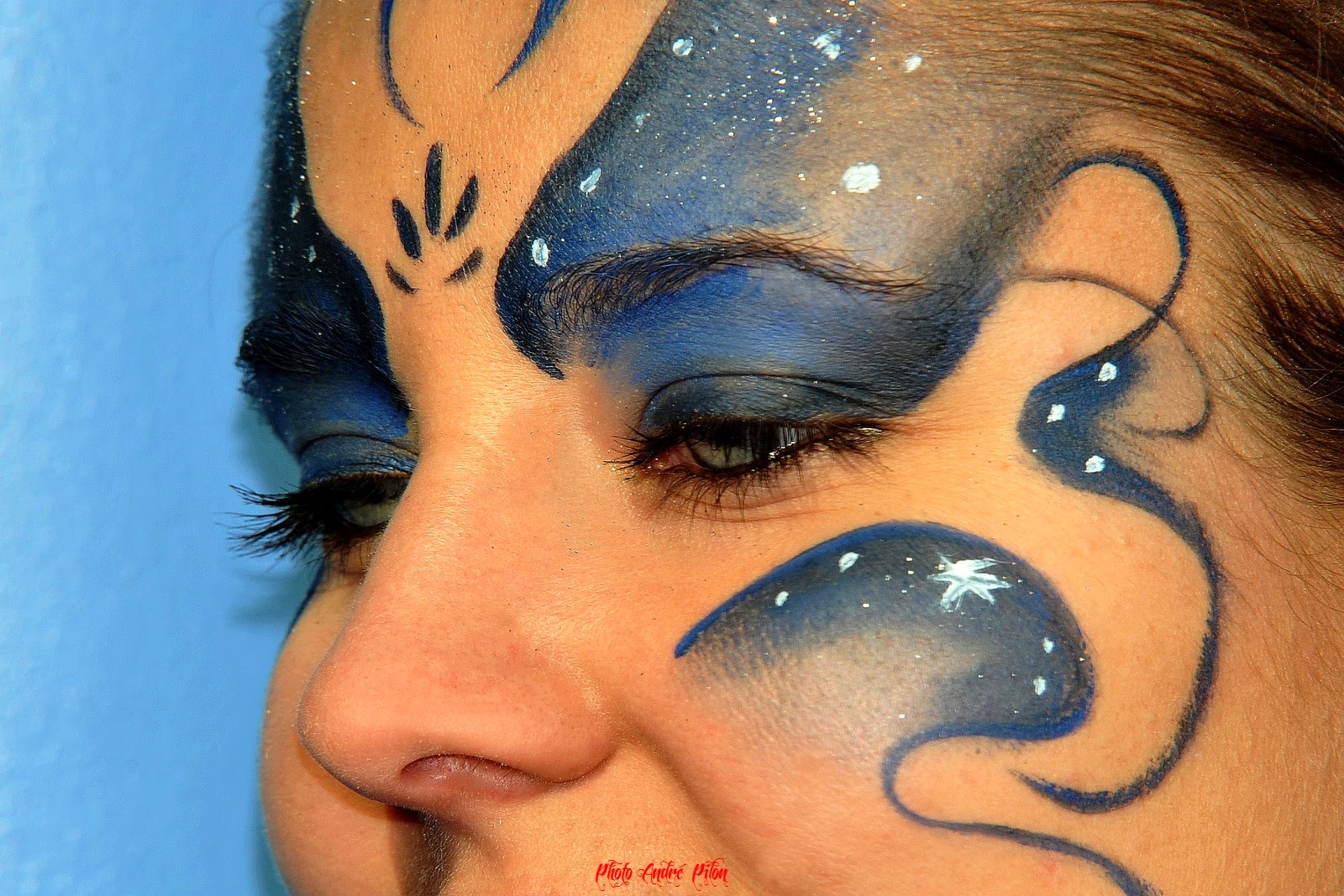 maquillage artistique face painting formations